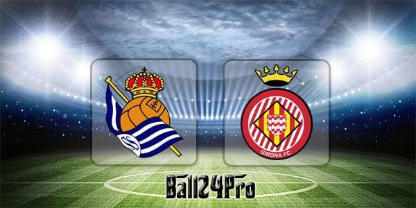 ไฮไลท์ฟุตบอล ลาลีกา สเปน เรอัล โซเซียดาด 5-0 คิโรน่า 8-4-2018