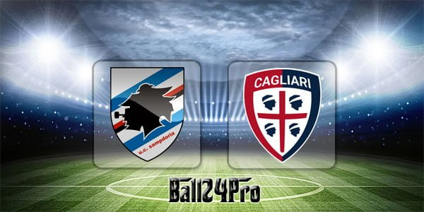 ไฮไลท์ฟุตบอล เซเรียอา ซามพ์โดเรีย 4-1 กายารี่ 29-4-2018