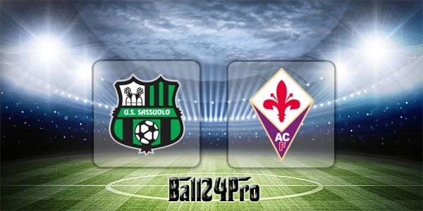 ไฮไลท์ฟุตบอล เซเรียอา ซาสซูโอโล่ 1-0 ฟิออเรนติน่า 21-4-2018