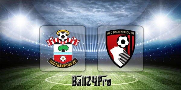 ไฮไลท์ฟุตบอล พรีเมียร์ลีก เซาแธมป์ตัน 2-1 บอร์นมัธ 28-4-2018