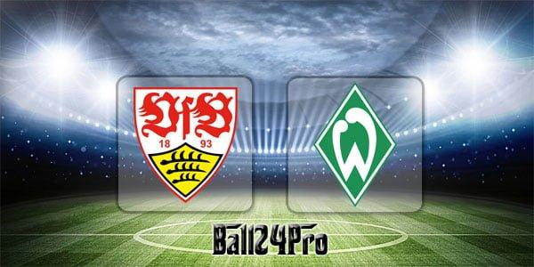 ไฮไลท์ฟุตบอล บุนเดสลีกา ชตุทท์การ์ท 2-0 แวร์เดอร์ เบรเมน 21-4-2018