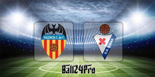 ไฮไลท์ฟุตบอล ลาลีกา บาเลนเซีย 0-0 เออิบาร์ 29-4-2018