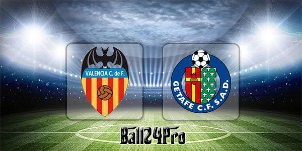 ไฮไลท์ฟุตบอล ลาลีกา บาเลนเซีย 1-2 เคตาเฟ่ 18-4-2018