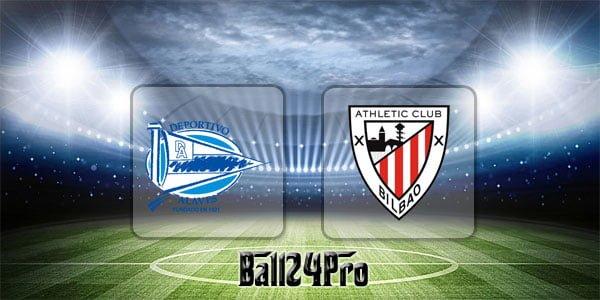 ไฮไลท์ฟุตบอล ลาลีกา อลาเบส 3-1 แอธเลติก บิลเบา 12-5-2018