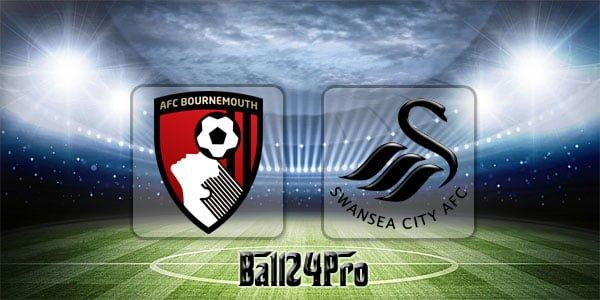 ไฮไลท์ฟุตบอล พรีเมียร์ลีก บอร์นมัธ 1-0 สวอนซี 5-5-2018