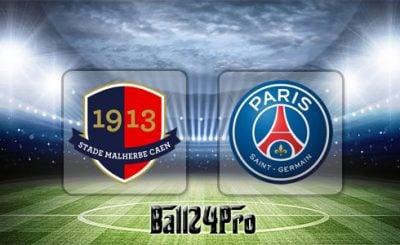 ไฮไลท์ฟุตบอล ลีกเอิง ก็อง 0-0 ปารีสแซงต์แชร์กแมง 19-5-2018