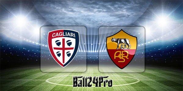 ไฮไลท์ฟุตบอล เซเรียอา กายารี่ 0-1 โรม่า 6-5-2018