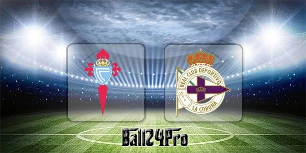 ไฮไลท์ฟุตบอล ลาลีกา เซลต้า บีโก้ 1-1 เดปอร์ติโบ ลา คอรุนญ่า 5-5-2018