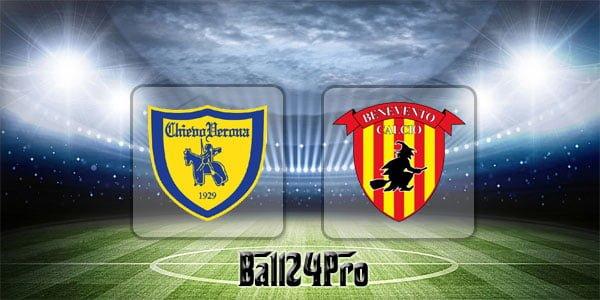ไฮไลท์ฟุตบอล เซเรียอา คิเอโว่ 1-0 เบเนเวนโต้ 20-5-2018