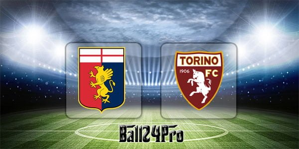 ไฮไลท์ฟุตบอล เซเรียอา อิตาลี เจนัว 1-2 โตริโน 20-5-2018