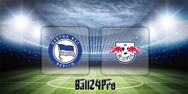 ไฮไลท์ฟุตบอล บุนเดสลีกา แฮร์ธ่าเบอร์ลิน 2-6 ไลพ์ซิก 12-5-2018