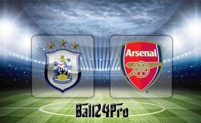 ดูบอลย้อนหลัง พรีเมียร์ลีก ฮัดเดอร์ฟิลด์ vs อาร์เซนอล 13-5-2018