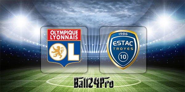 ไฮไลท์ฟุตบอล ลีกเอิง ฝรั่งเศส ลียง 3-0 ทรัวส์ 6-5-2018