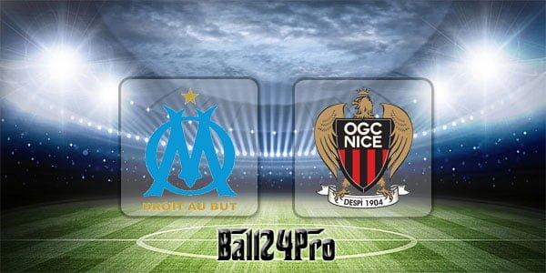 ไฮไลท์ฟุตบอล ลีกเอิง ฝรั่งเศส มาร์กเซย 2-1 นีซ 6-5-2018