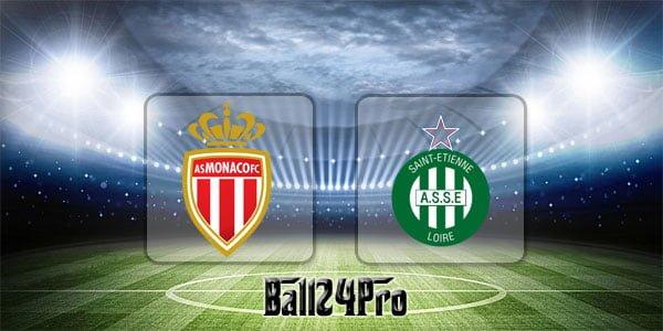 ไฮไลท์ฟุตบอล ลีกเอิง โมนาโก 1-0 แซงต์ เอเตียน 12-5-2018