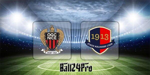 ไฮไลท์ฟุตบอล ลีกเอิง ฝรั่งเศส นีซ 4-1 ก็อง 12-5-2018