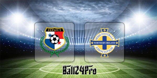 ไฮไลท์ฟุตบอล กระชับมิตร ปานามา 0-0 ไอร์แลนด์เหนือ 30-5-2018