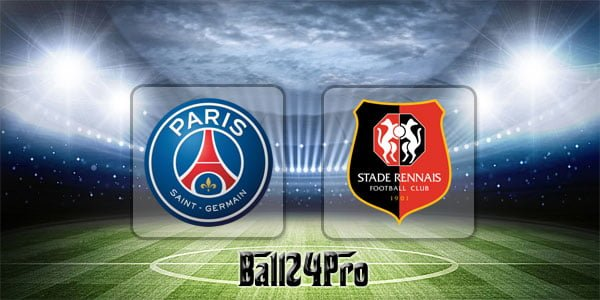 ไฮไลท์ฟุตบอล ลีกเอิง ปารีสแซงต์แชร์กแมง 0-2 แรนส์ 12-5-2018