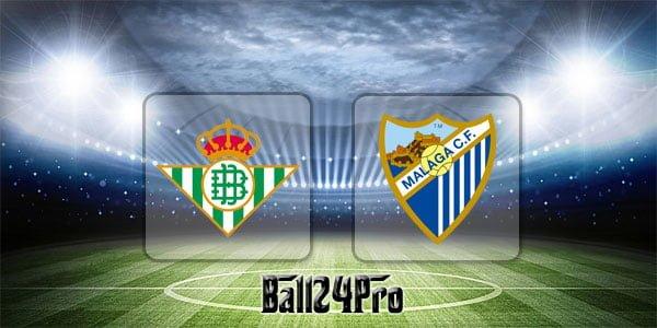 ไฮไลท์ฟุตบอล ลาลีกา เรอัลเบติส 2-1 มาลาก้า 30-4-2018