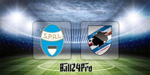ไฮไลท์ฟุตบอล เซเรียอา สปอล 3-1 ซามพ์โดเรีย 20-5-2018