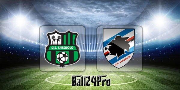 ไฮไลท์ฟุตบอล เซเรียอา ซาสซูโอโล่ 1-0 ซามพ์โดเรีย 6-5-2018