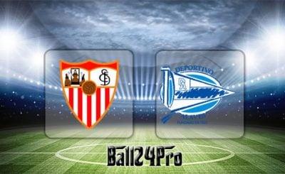 ไฮไลท์ฟุตบอล ลาลีกา เซบีย่า 1-0 อลาเบส 19-5-2018