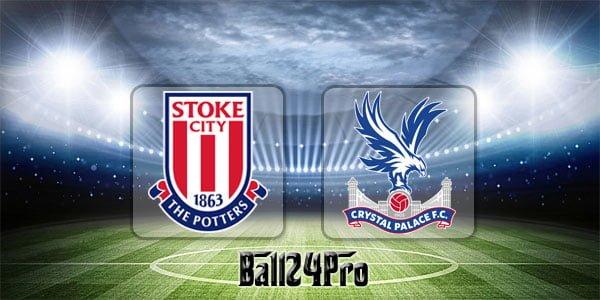 ไฮไลท์ฟุตบอล พรีเมียร์ลีก สโต๊คซิตี้ 1-2 คริสตัลพาเลส 5-5-2018