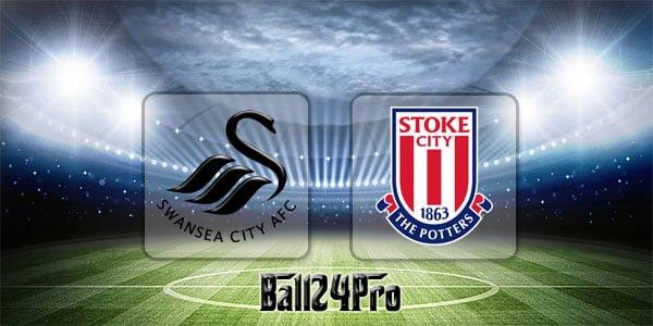 ไฮไลท์ฟุตบอล พรีเมียร์ลีก สวอนซีซิตี้ 1-2 สโต๊คซิตี้ 13-5-2018