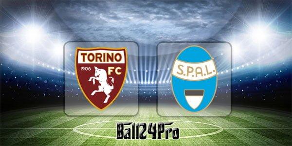 ไฮไลท์ฟุตบอล เซเรียอา อิตาลี โตริโน่ 2-1 สปอล 13-5-2018