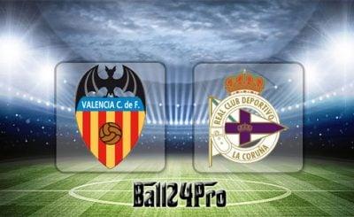 ไฮไลท์ฟุตบอล ลาลีกา บาเลนเซีย 2-1 ลาคอรุนญ่า 20-5-2018
