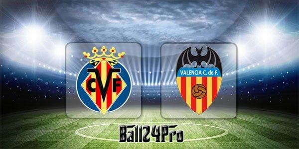 ไฮไลท์ฟุตบอล ลาลีกา บียาร์เรอัล 1-0 บาเลนเซีย 5-5-2018