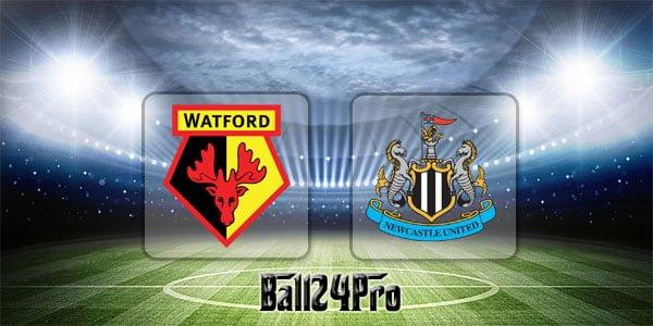 ไฮไลท์ฟุตบอล พรีเมียร์ลีก วัตฟอร์ด 2-1 นิวคาสเซิล 5-5-2018