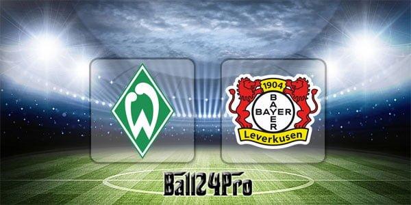 ไฮไลท์ฟุตบอล บุนเดสลีกา แวร์เดอร์เบรเมน 0-0 เลเวอร์คูเซ่น 5-5-2018