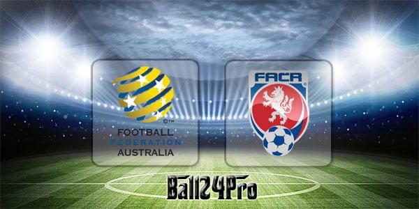 ไฮไลท์ฟุตบอล กระชับมิตร ออสเตรเลีย 4-0 สาธารณรัฐเช็ก 1-6-2018