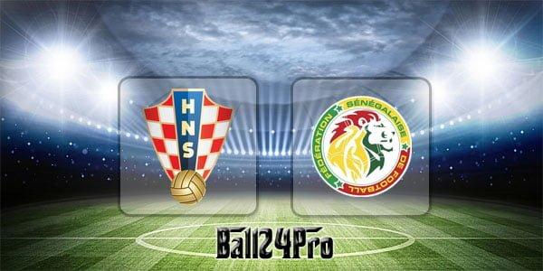 ไฮไลท์ฟุตบอล กระชับมิตร โครเอเชีย 2-1 เซเนกัล 8-6-2018