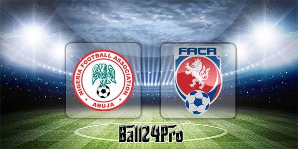 ไฮไลท์ฟุตบอล กระชับมิตร ไนจีเรีย 0-1 สาธารณรัฐเช็ก 6-6-2018