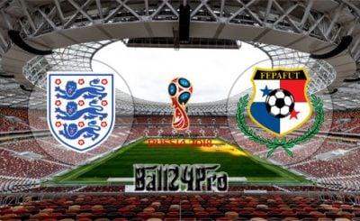 ดูบอลย้อนหลัง ฟุตบอลโลก 2018 อังกฤษ vs ปานามา 24-6-2018