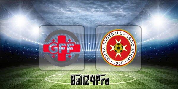 ไฮไลท์ฟุตบอล กระชับมิตร จอร์เจีย 1-0 มอลตา 1-6-2018