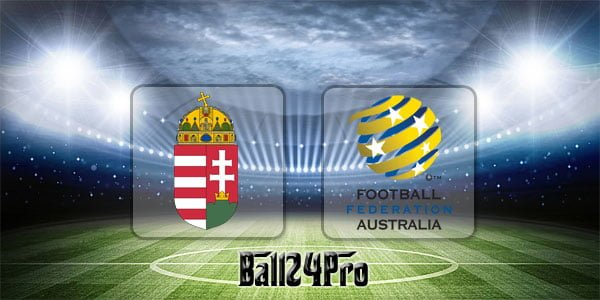 ไฮไลท์ฟุตบอล กระชับมิตร ฮังการี 1-2 ออสเตรเลีย 9-6-2018