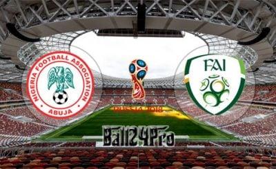 ดูบอลย้อนหลัง ฟุตบอลโลก 2018 ไนจีเรีย vs ไอซ์แลนด์ 22-6-2018
