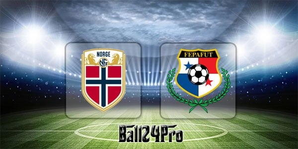 ไฮไลท์ฟุตบอล กระชับมิตร นอร์เวย์ 1-0 ปานามา 6-6-2018