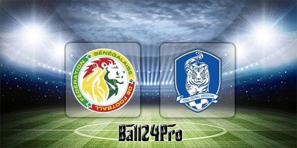 ไฮไลท์ฟุตบอล กระชับมิตร เซเนกัล 0-2 เกาหลีใต้ 11-6-2018