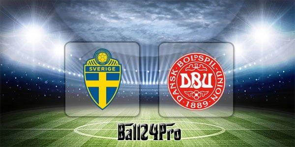 ไฮไลท์ฟุตบอล กระชับมิตร สวีเดน 0-0 เดนมาร์ก 2-6-2018