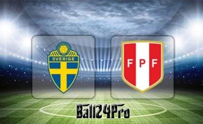 ไฮไลท์ฟุตบอล กระชับมิตร สวีเดน 0-0 เปรู 9-6-2018