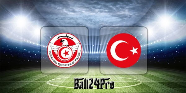 ไฮไลท์ฟุตบอล กระชับมิตร ตูนิเซีย 2-2 ตุรกี 1-6-2018