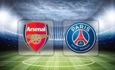 ดูบอลย้อนหลัง แชมเปียนส์คัพ อาร์เซน่อล vs ปารีสแซงต์แชร์กแมง 28-7-2018