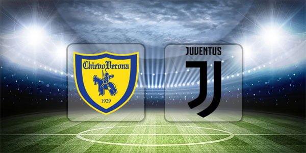 ดูบอลย้อนหลัง เซเรียอา อิตาลี คิเอโว่ vs ยูเวนตุส 18-8-2018