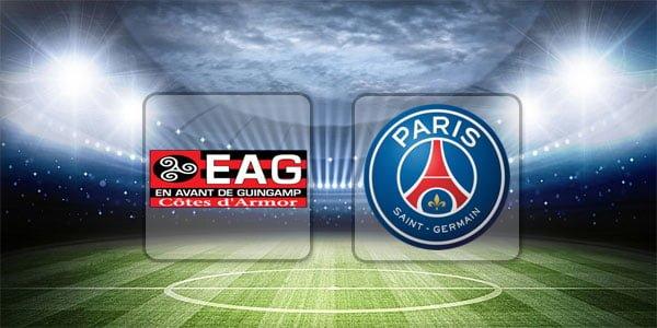 ดูบอลย้อนหลัง ลีกเอิง แก็งก็อง vs ปารีสแซงต์แชร์กแมง 18-8-2018