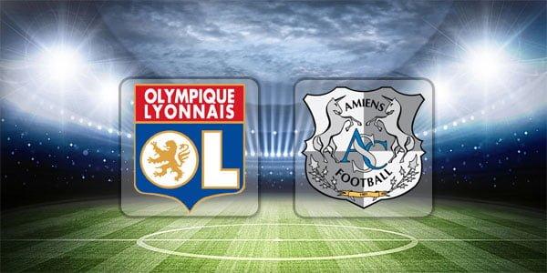 ดูบอลย้อนหลัง ลีกเอิง ฝรั่งเศส ลียง vs อาเมียงส์ 12-8-2018