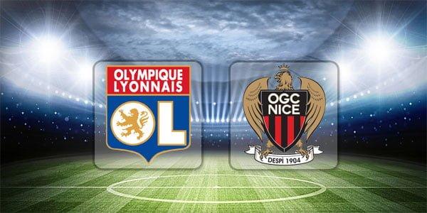 ดูบอลย้อนหลัง ลีกเอิง ฝรั่งเศส ลียง vs นีซ 31-8-2018